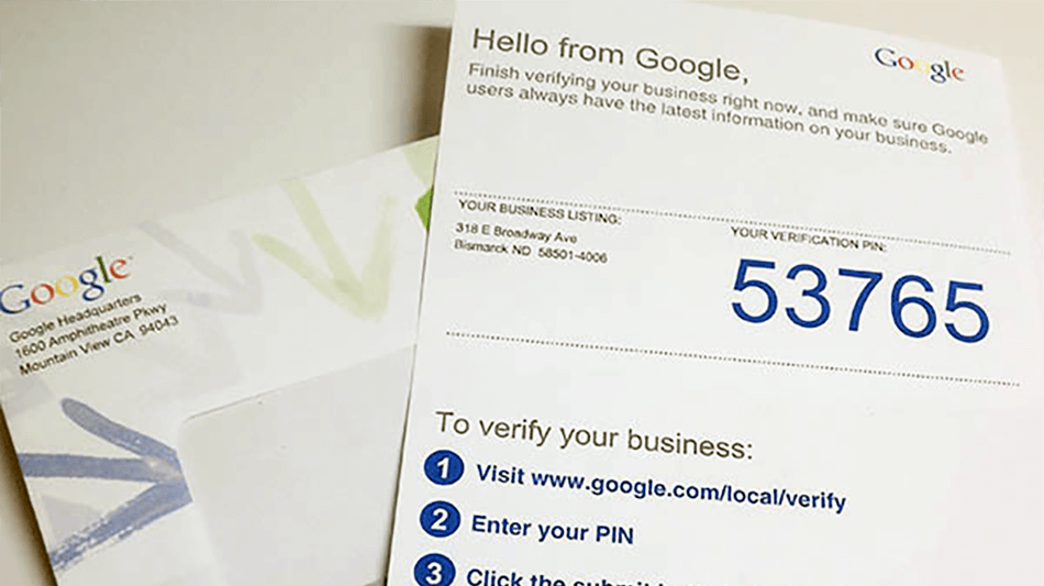 Verify Your Google My Business Profile For Your Contractor Business