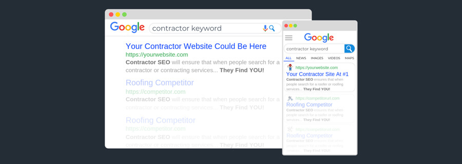 Free Local Search Consultation with Contractor SEO Services